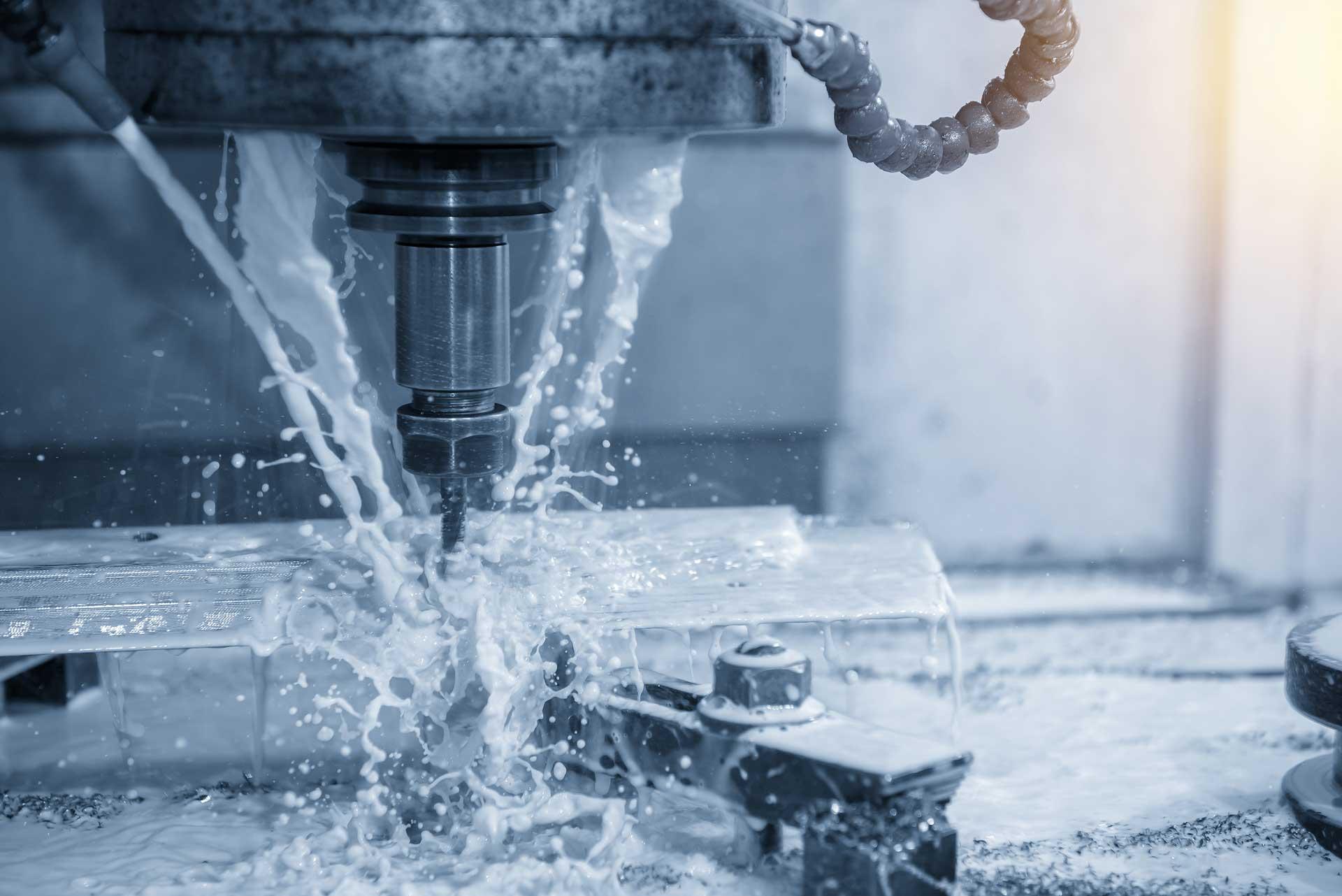 HM Industrieservice GmbH Metallbearbeitungsflüssigkeiten